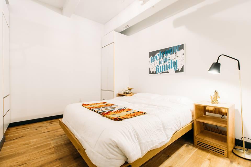 Bedroom in co-living