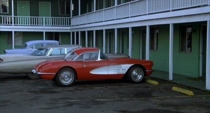 1959 Corvette in Animal House