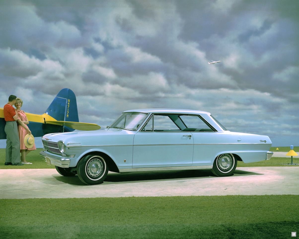 1962 Chevrolet Chevy II Nova Sport Coupe