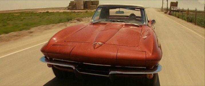 1966 Corvette in Star Trek