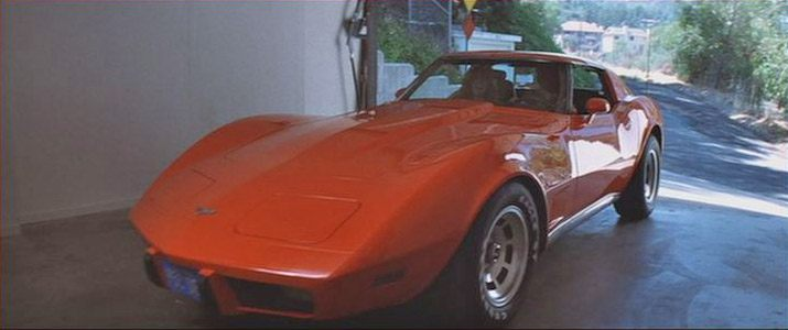 Boogie Night's 1977 Corvette C3