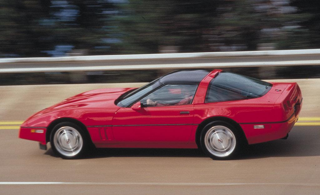 1989 Chevrolet Corvette ZR-1