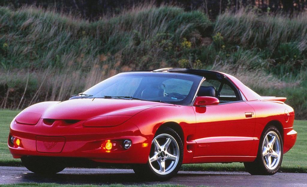 1998 Pontiac Firebird Formula