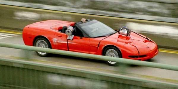 Corvette Roadster