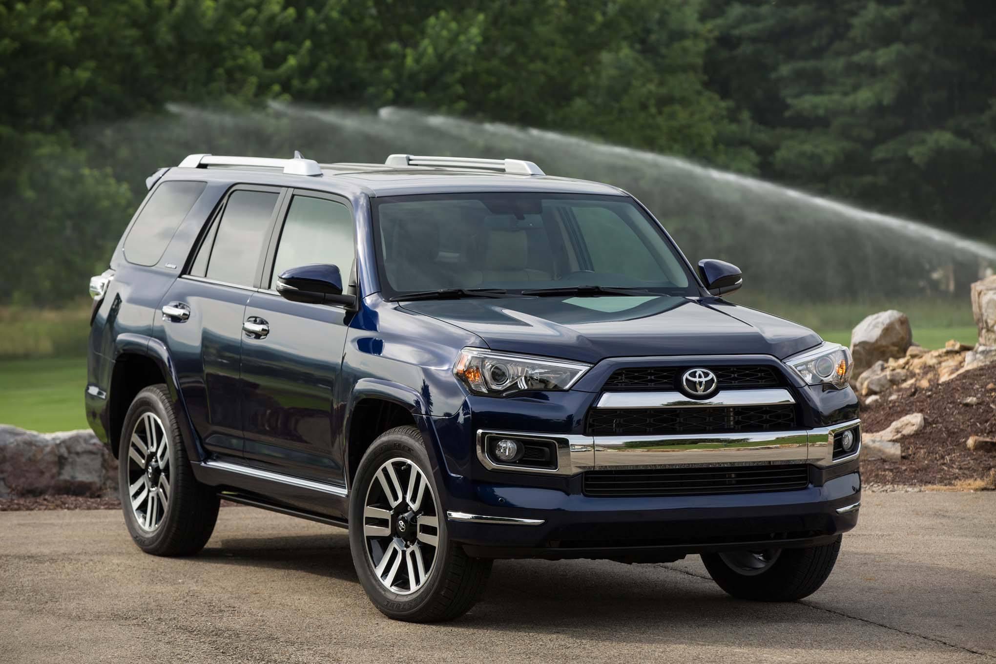 2017 Toyota 4Runner | Toyota