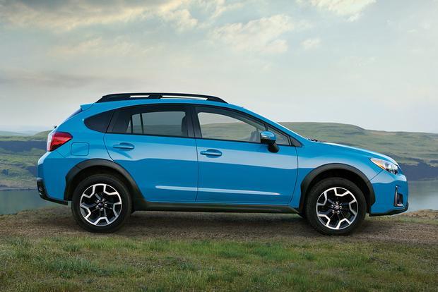 2017 Subaru Crosstrek   Subaru