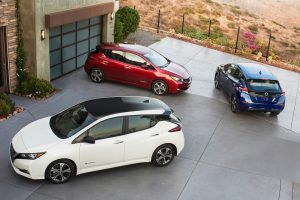 Here's Everything You Need to Know About the 2018 Nissan Leaf