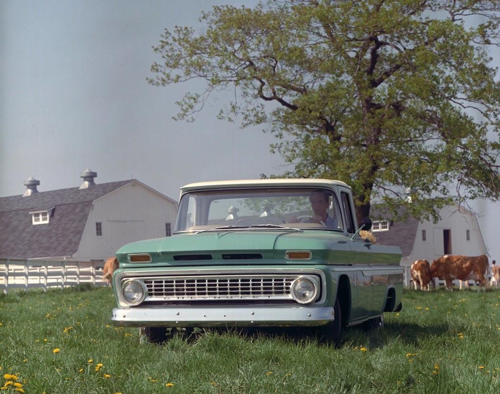 1963 Chevrolet C-10 pickup