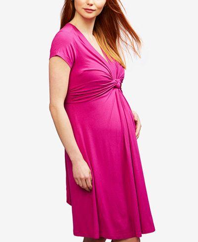 fushia dress