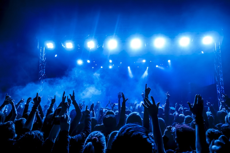 That concert might sound fun, but you're better off making other plans.