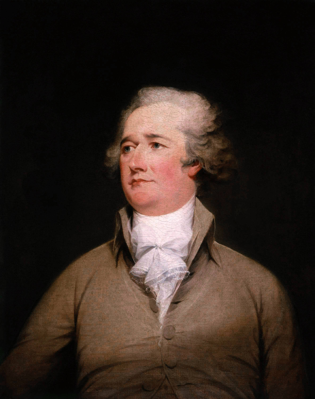 Portait of Alexander Hamilton