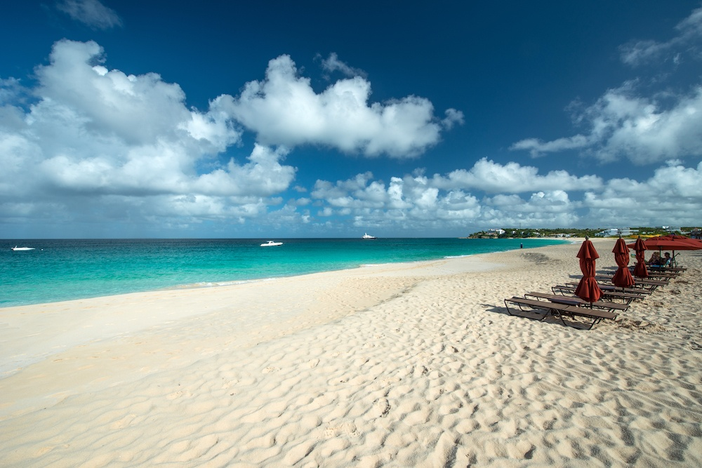 Meads bay, Anguilla Island