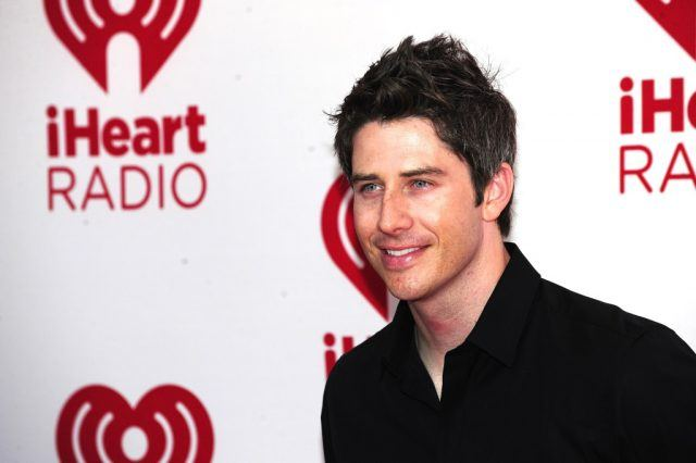 Television personality Arie Luyendyk Jr. at the iHeartRadio Music Festival.