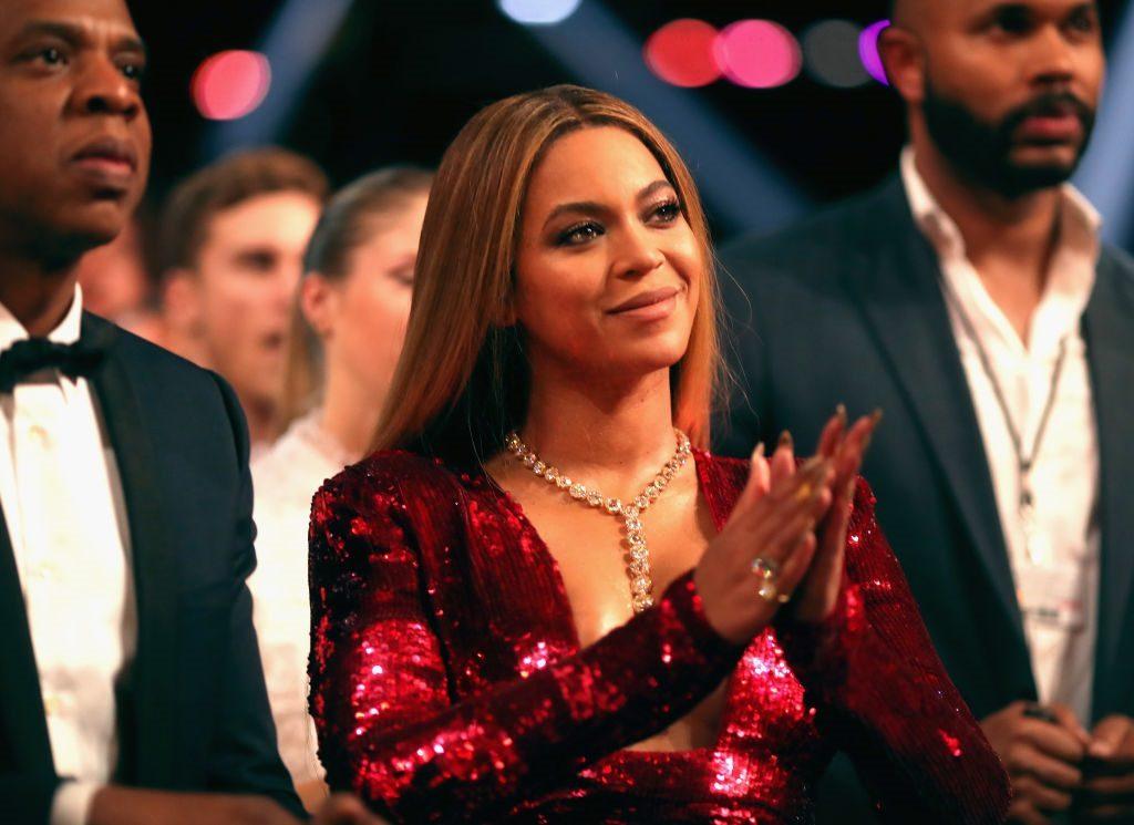 Hop Hop Artist Jay-Z and Singer Beyonce