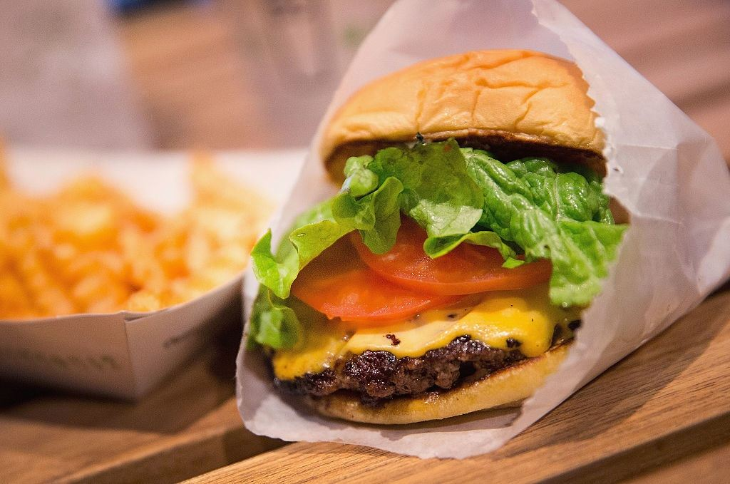 National Cheeseburger Day is Sept. 18 annually.