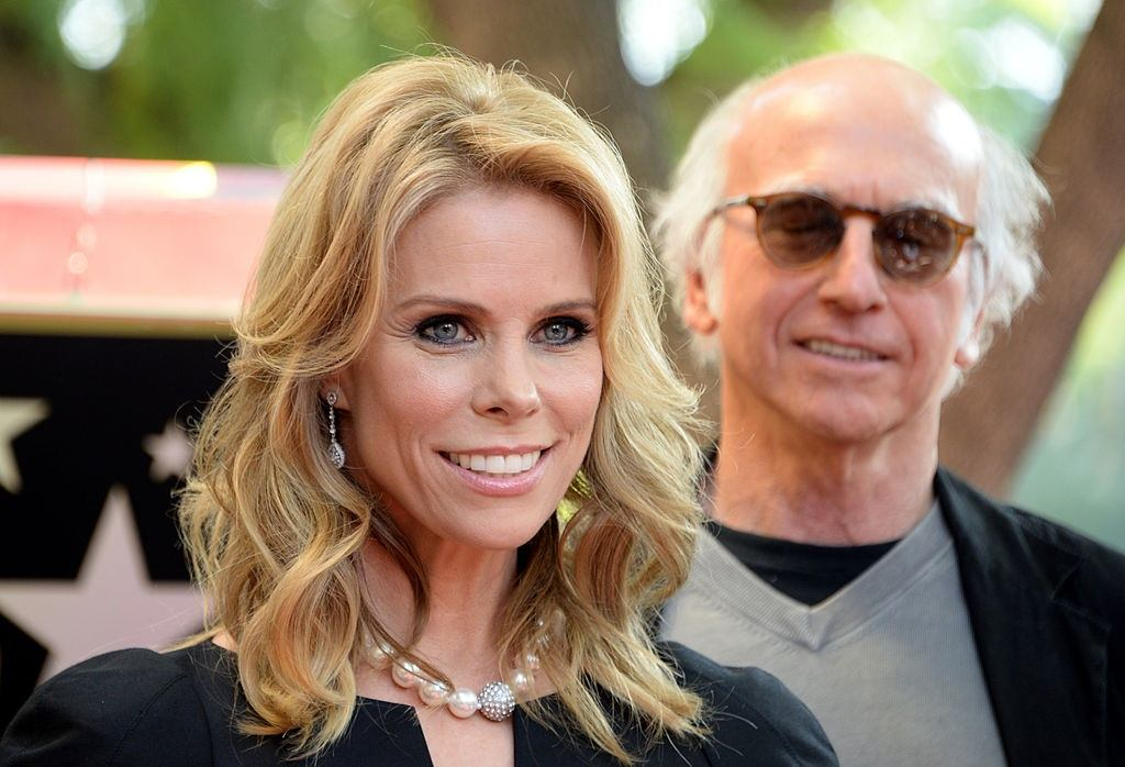 Cheryl Hines honored with Hollywood Star
