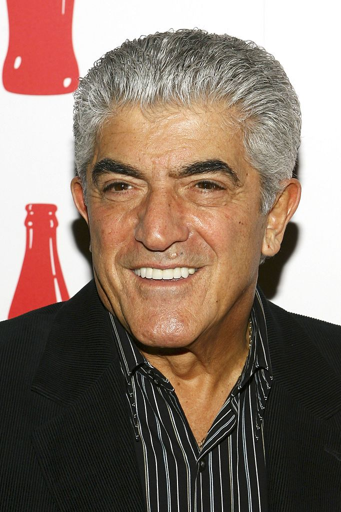 Actor Frank Vincent in 2006
