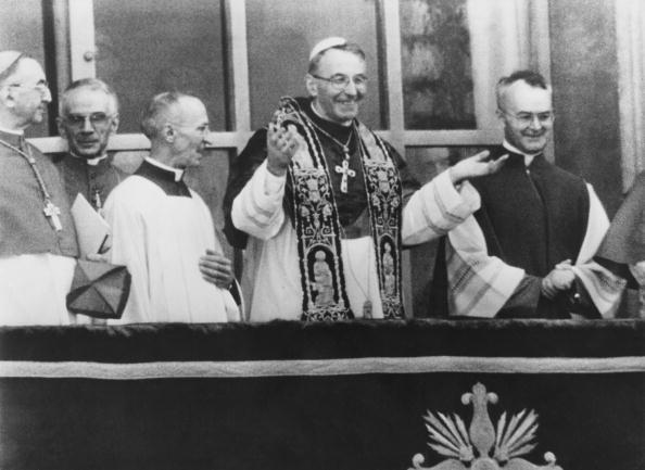 Pope John Paul I photo