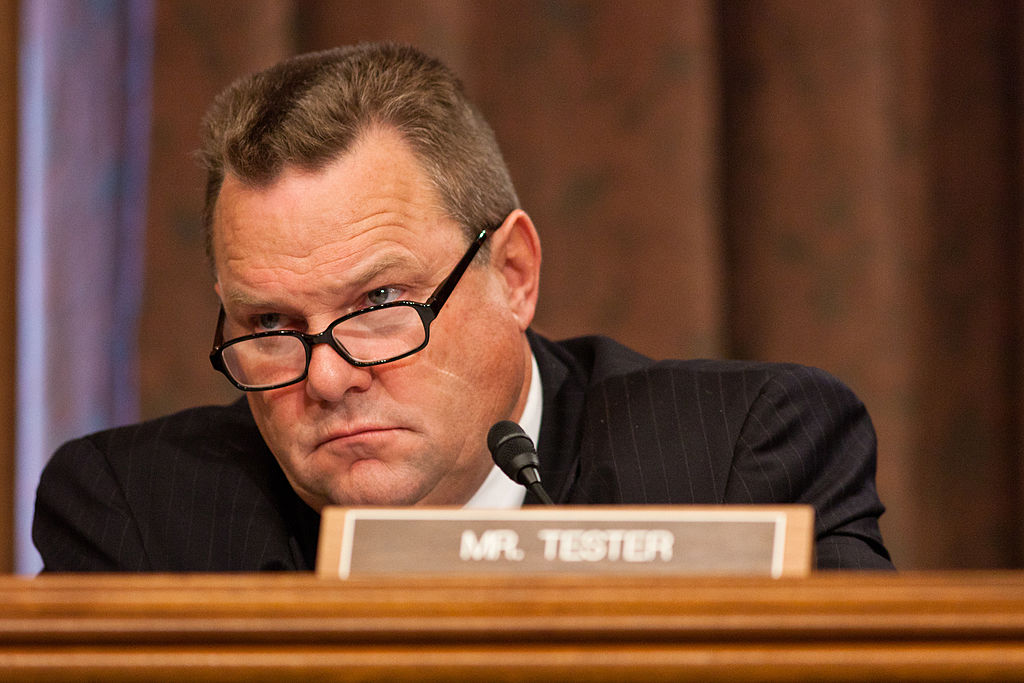Senate Holds Hearing On Implementing Economic Sanctions On Iran