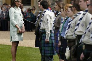 Kate Middleton's Most Iconic Maternity Styles
