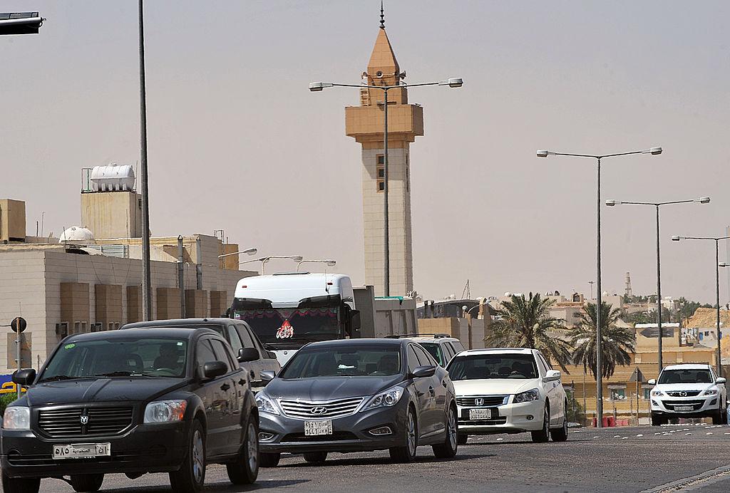 saudi arabia drivers