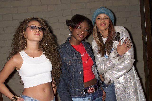 3LW at award show