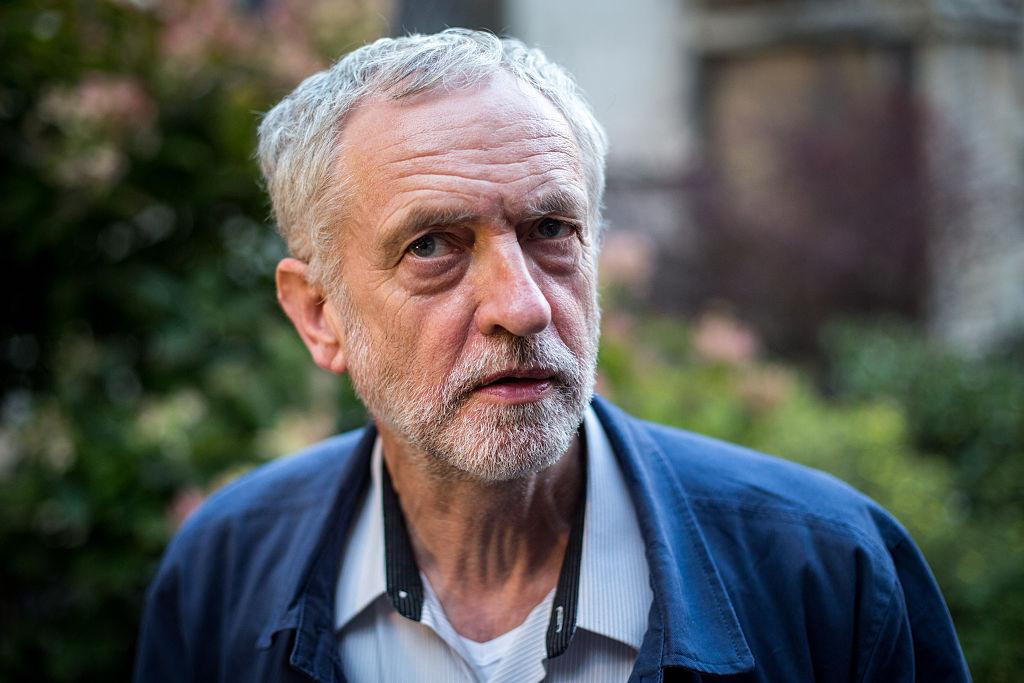 Jeremy Corbyn, MP for Islington North