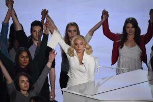 Lady Gaga and Other Celebrities Who Are Saying 'Me Too'
