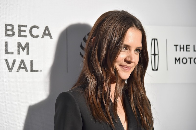 "Actress Katie Holmes attends the ""All We Had"" Premiere"