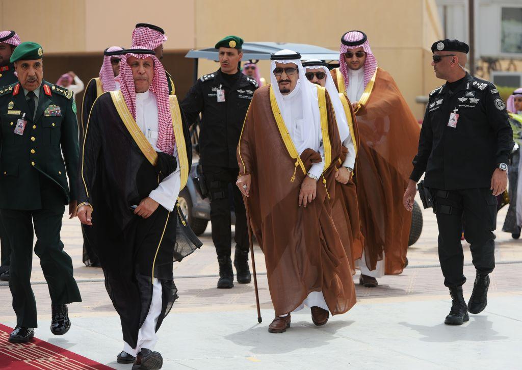 Saudi Arabia kings and princes