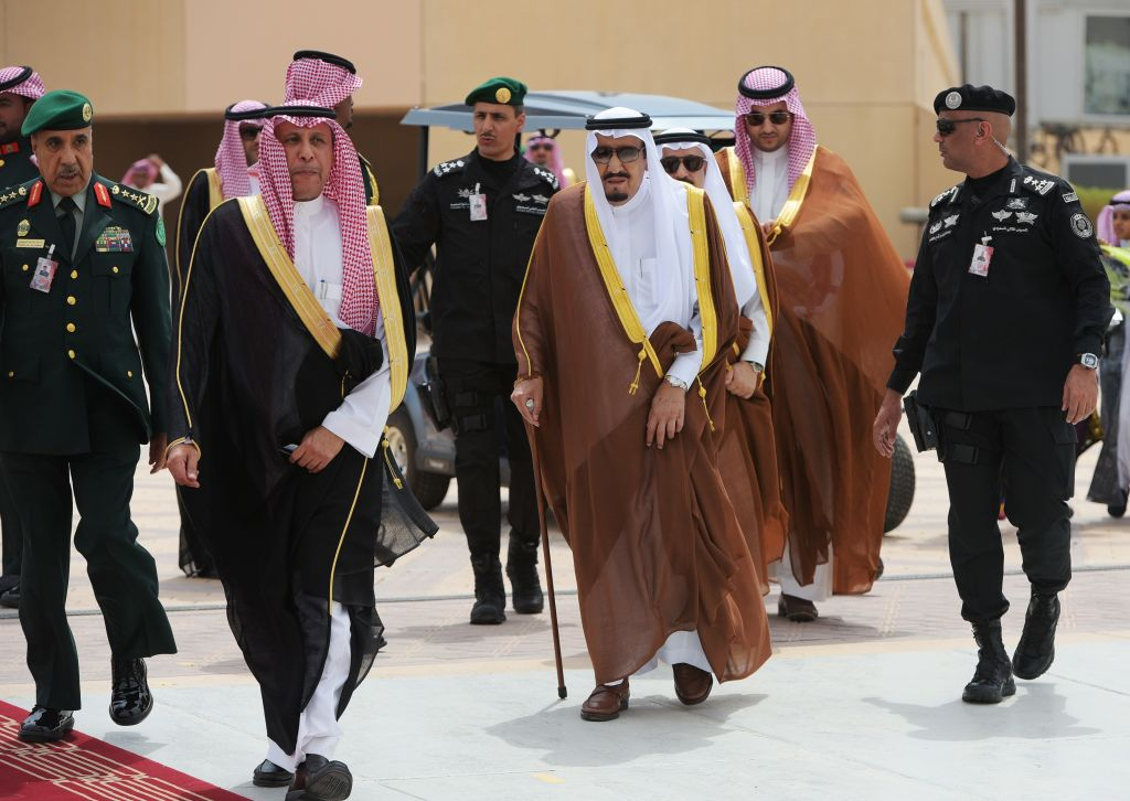 Saudi Arabia kings and princes