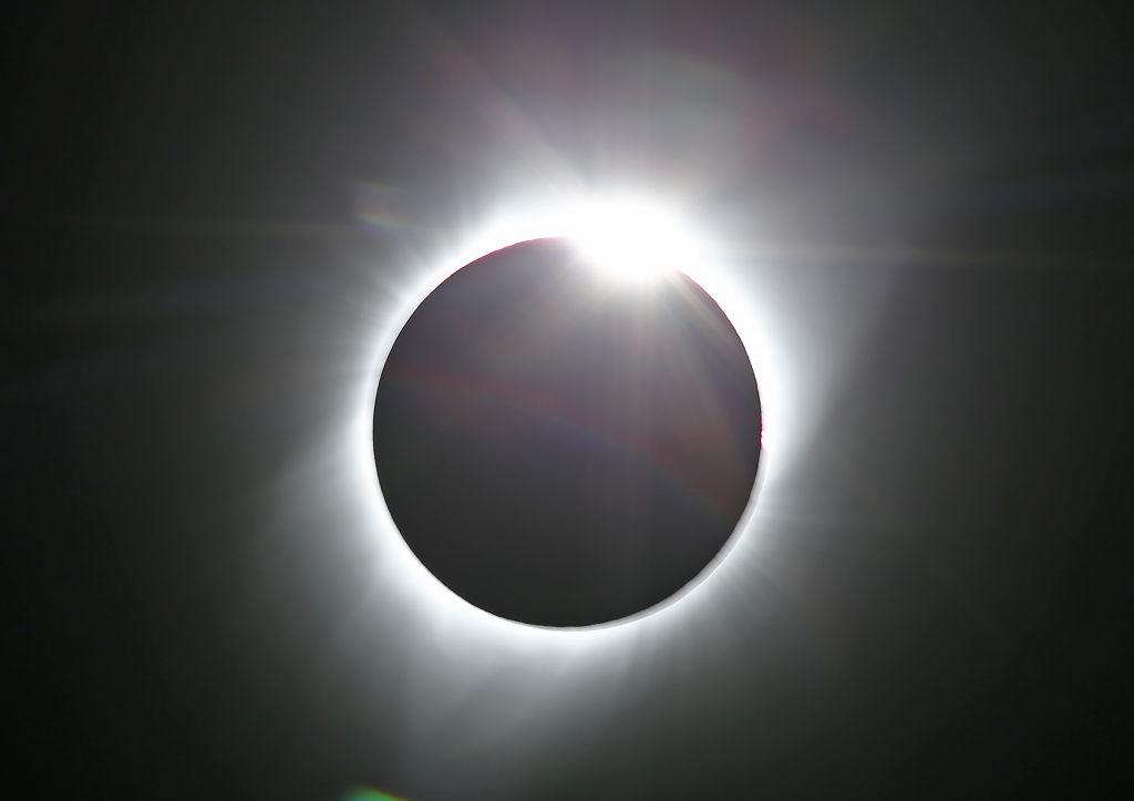 solar eclipse of the sun