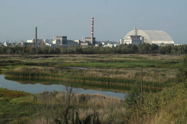 ecological disaster at Chernobyl