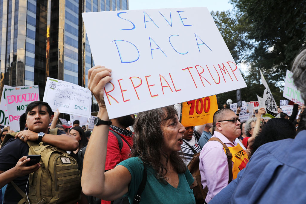 Rally for DACA