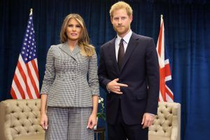 Prince Harry Meets Melania Trump: The Real Reason Behind His 'Sign of the Devil' Gesture