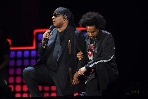 Stevie Wonder and Other Celebrities Who Supported Colin Kaepernick