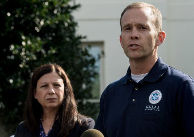 FEMA administrator and Homeland Security secretary