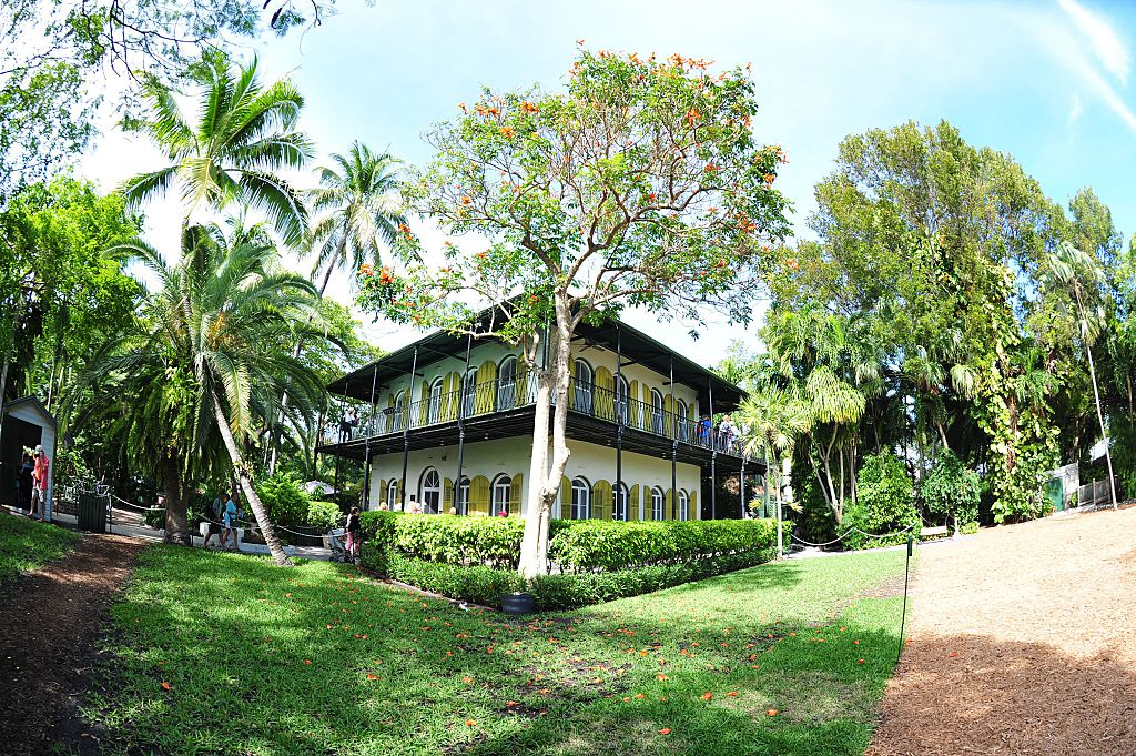 Ernest Hemingway House in Key West