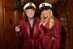 These Jokes Jimmy Kimmel Made About Hugh Hefner Angered Viewers