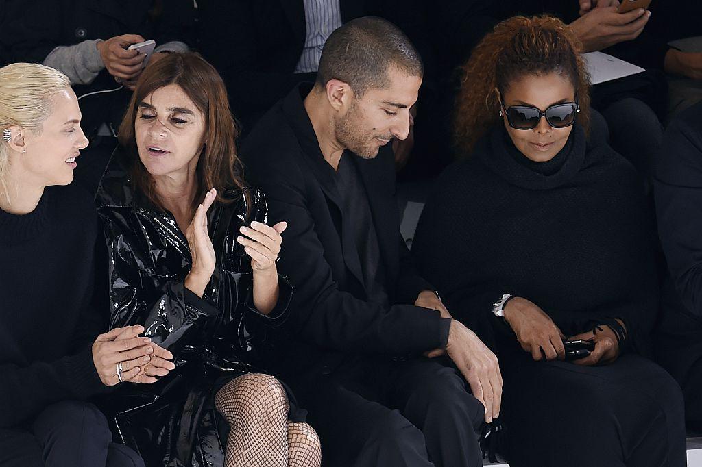 Janet Jackson Sings in Dubai