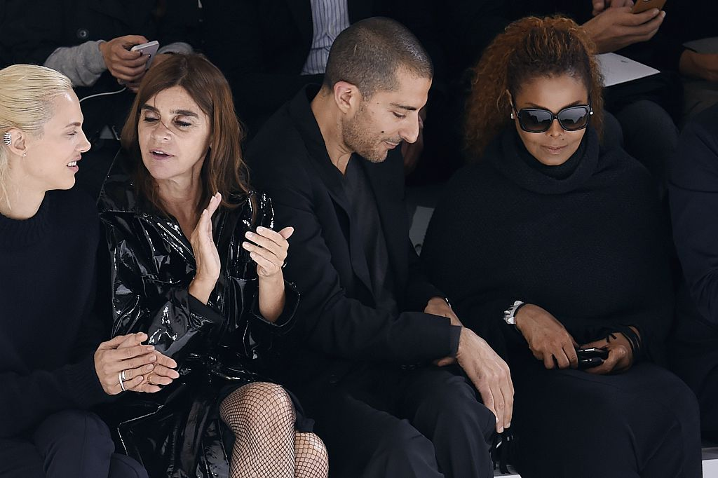Janet Jackson and ex-husband Wissam Al Mana