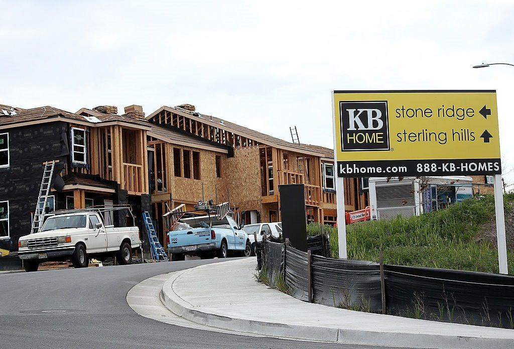 Builder KB Home new construction