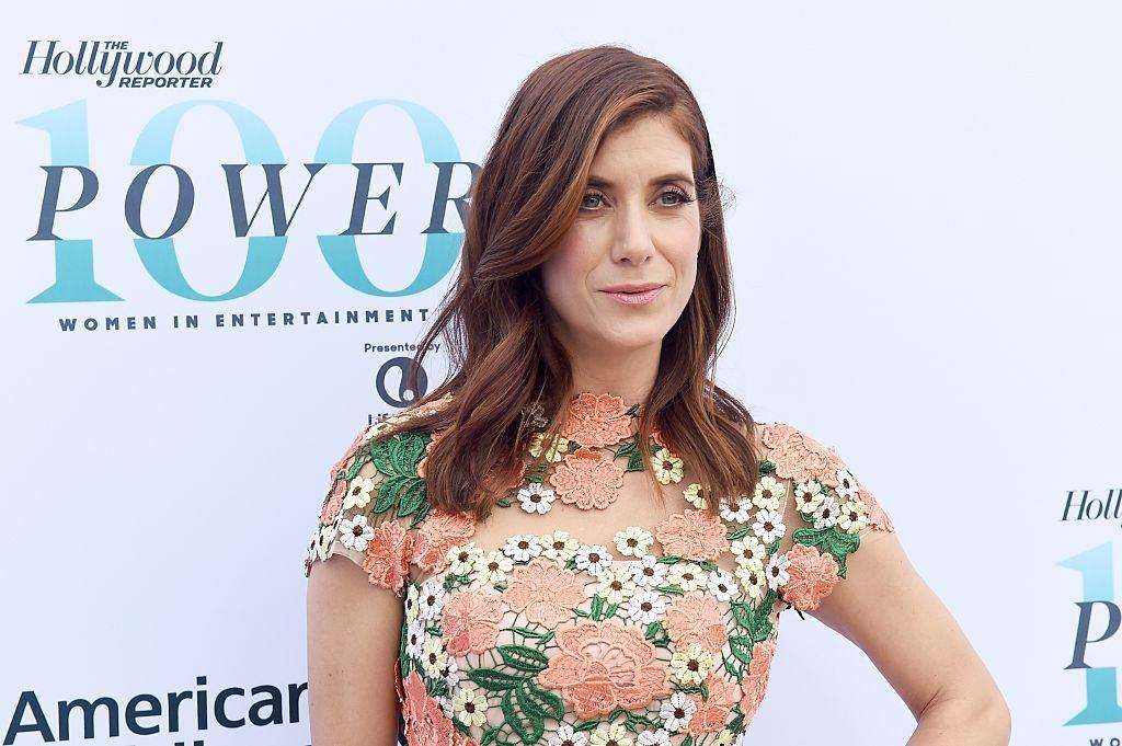 Kate Walsh attends a Women in Entertainment breakfast in 2016.