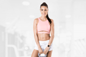 Trainer Kayla Itsines' Reveals Her Go-To Exercise For Each Body Part