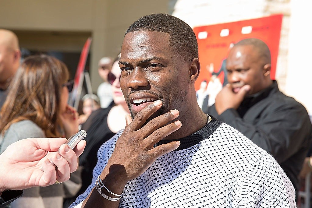 Kevin Hart in 2014