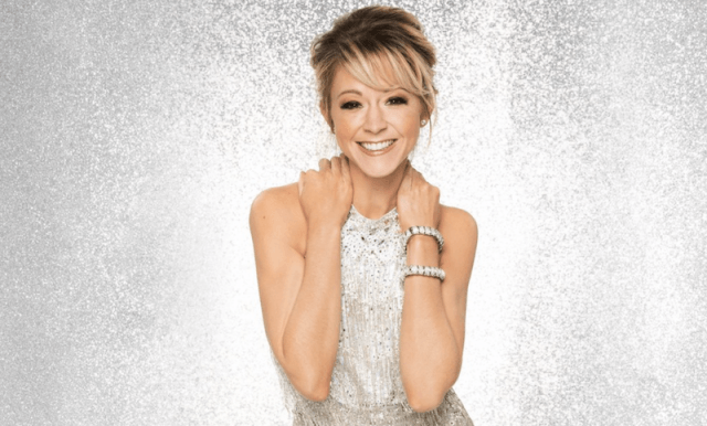 """Lindsey Stirling on """"Dancing with the Stars"""""""