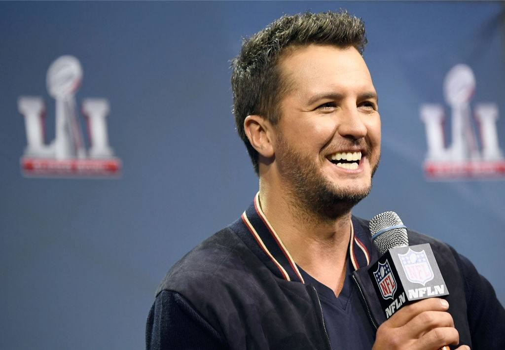 Country singer Luke Bryan
