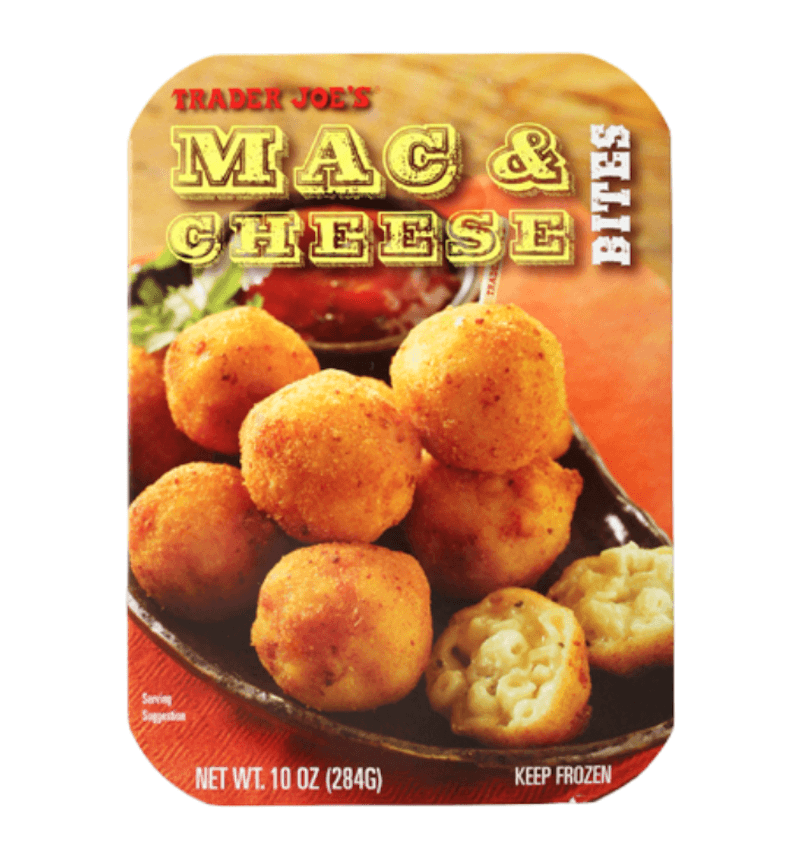 Trader Joe's Mac & Cheese Bites