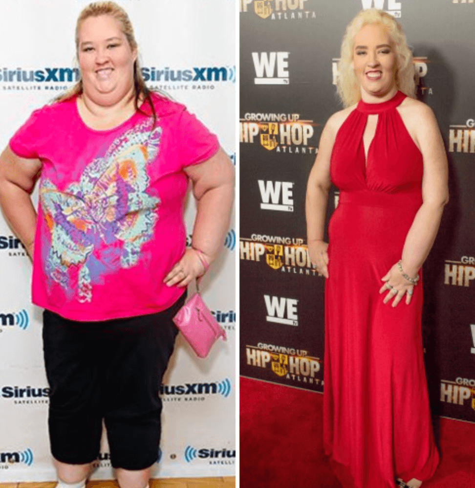 How Much Weight Has Mama June Lost And How Did She Do It