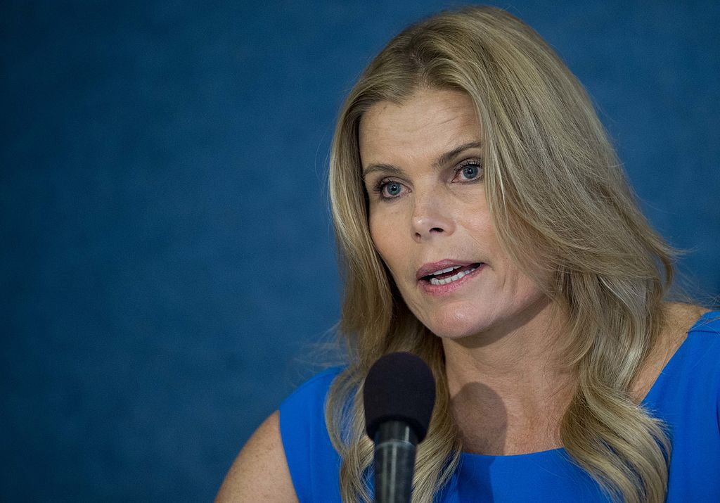 Actress and Activist Mariel Hemingway